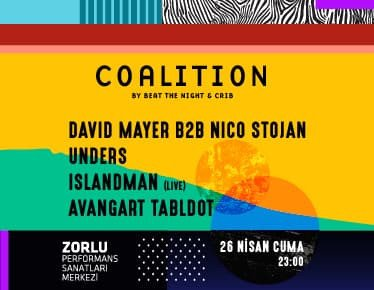 Coalition 'by Beat The Night & Crib'