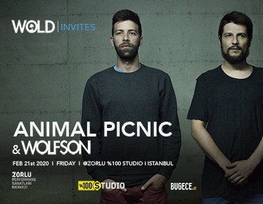 WOLD Invites Animal Picnic & Wolfson