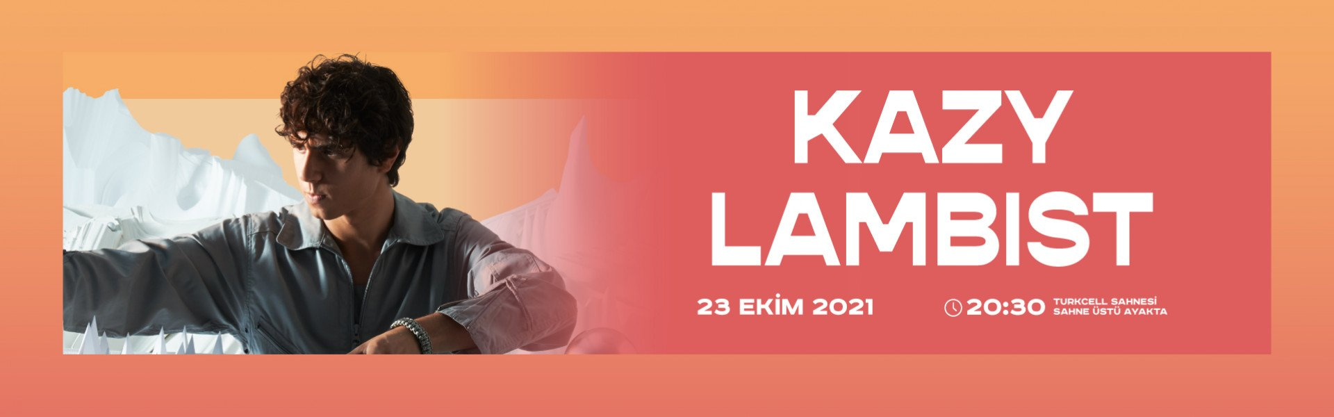 Kazy Lambist presented by %100 Music