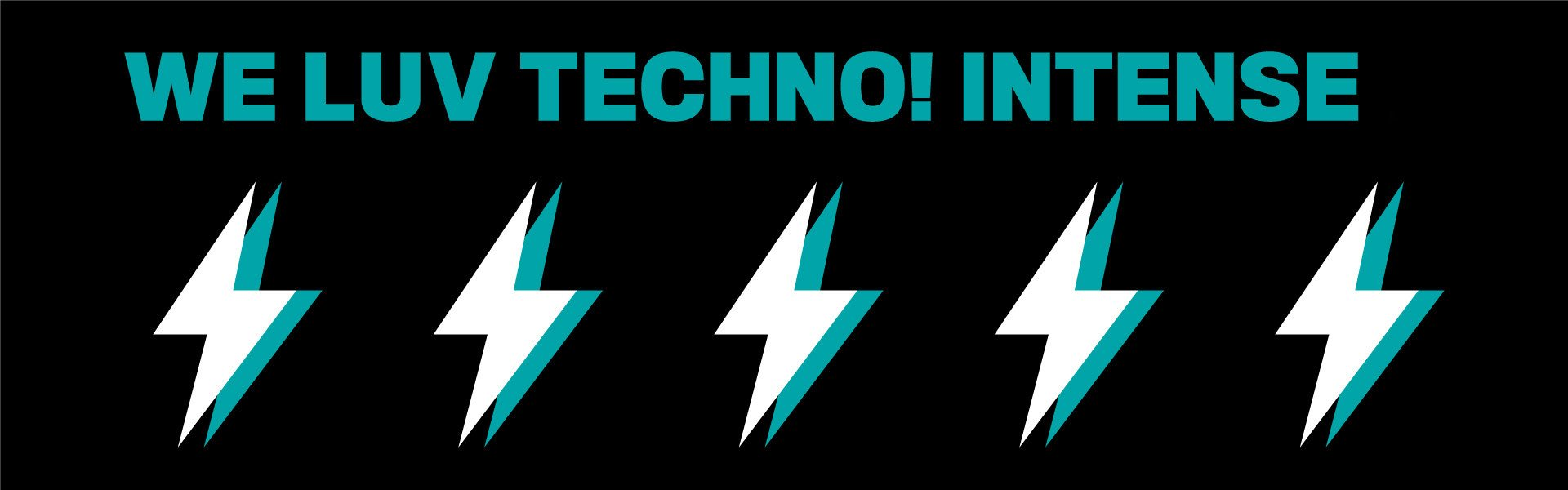We Luv Techno! Intense w/ ANNA, Headless Horseman (live), Wehbba