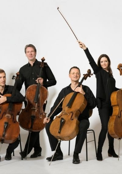 The 12 Cellists of the Berlin Philharmonic