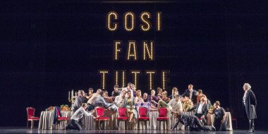 ROYAL OPERA HOUSE COSI FAN TUTTE