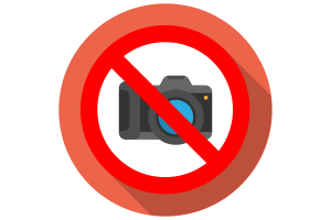 Entrance to the performance with professional audio and video recording devices is strictly prohibited.